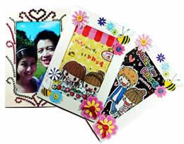會說話的卡片不只可以錄音,還可打造專屬的手工卡片!