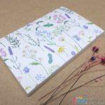 flower_03花草薰香錄音卡片-驚喜創意禮物,生日、情人節…