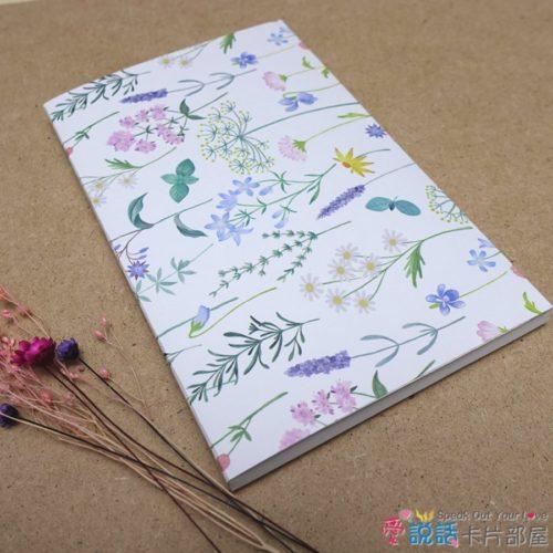 flower_06花草薰香錄音卡片-驚喜創意禮物,生日、情人節…